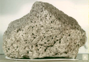 basalt sample 70017